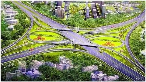 大容桂时代 顺德东广州南 立体交通成就容桂新城荣耀