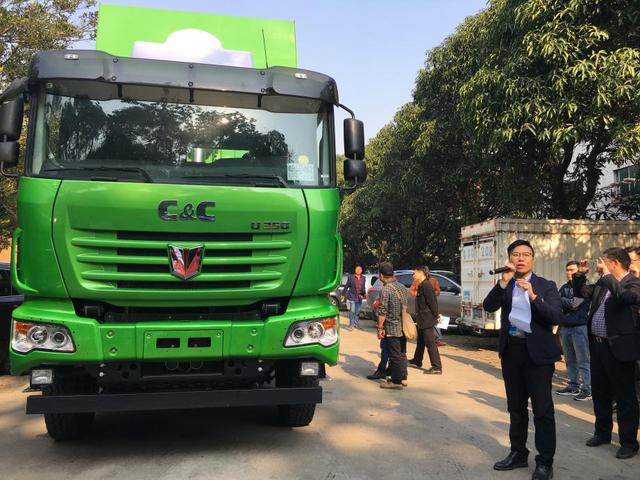顺德:将全面投运新型智能渣土运输车