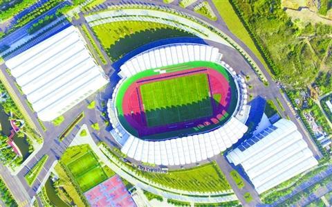人均体育场地面积_体育场地墙画