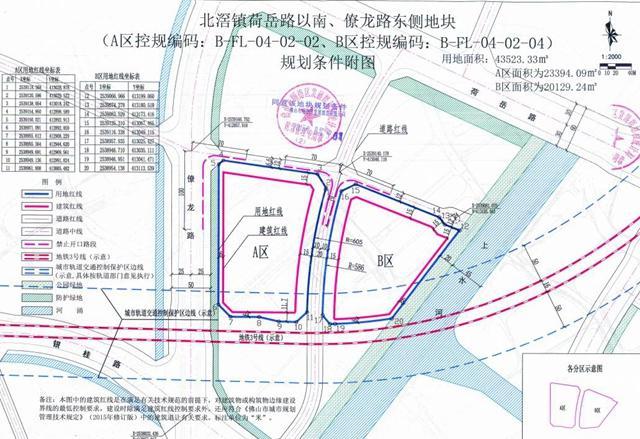 """新!北滘一商住地以""""限地价、留物业、双竞""""确定竞得人"""