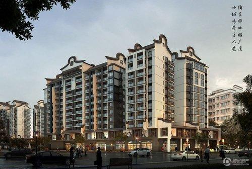 [佛山] 东方锦华里8月底将推60-94方二三房单位