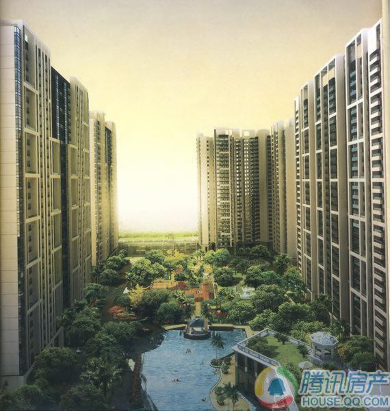 [禅城] 星星华园国际住宅产品已经售罄 清少量商铺
