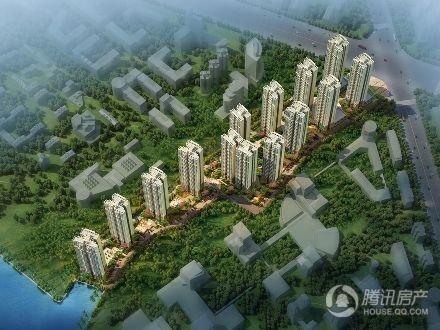 [佛山] 长信御景峰处于施工阶段预计2014年入市