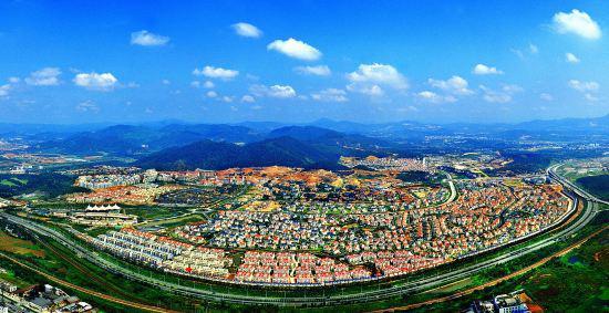 从广州东凤凰城到广州南凤凰湾 ,碧桂园大城的质感剧变