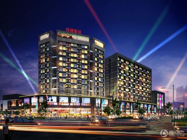 [佛山] 保捷广场预计3月推公寓 登记享3千抵8千