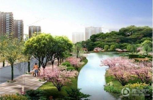 [佛山] 云山峰境花园预计7月开放全新二期板房
