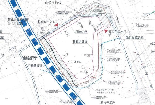 西邻广佛肇轻轨 狮山3.53万㎡生态靓地6590元/㎡起拍