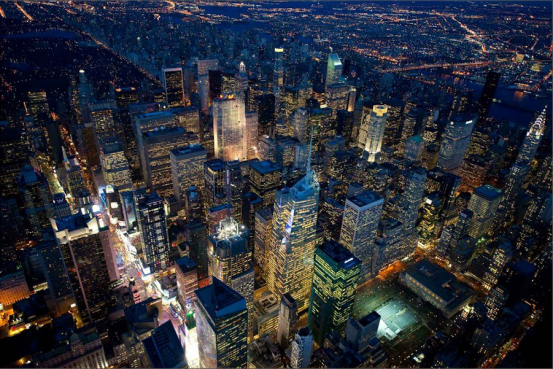高楼林立的现代大都市中 把家安在几层楼最好?