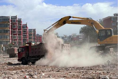 福州针对工地扬尘治理方面出台最严标准