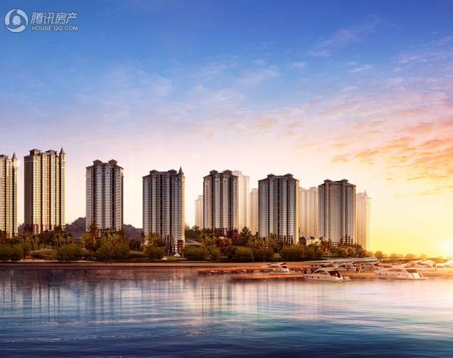 金辉淮安国际住区90-176㎡户型在售