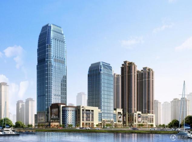 名城中心130-300㎡住宅同步在售 均价18500元/平