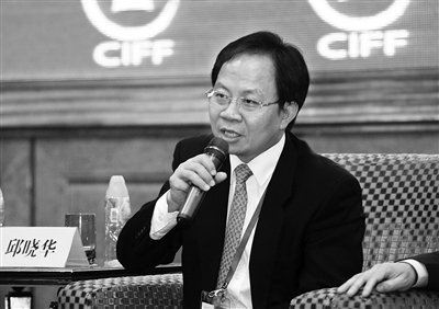 国家统计局原局长邱晓华:房价还会平稳上涨