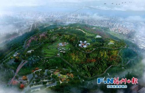 好消息!年底前,福州建成深化12个生态公园!装饰装修力争v生态费用怎么计取图片