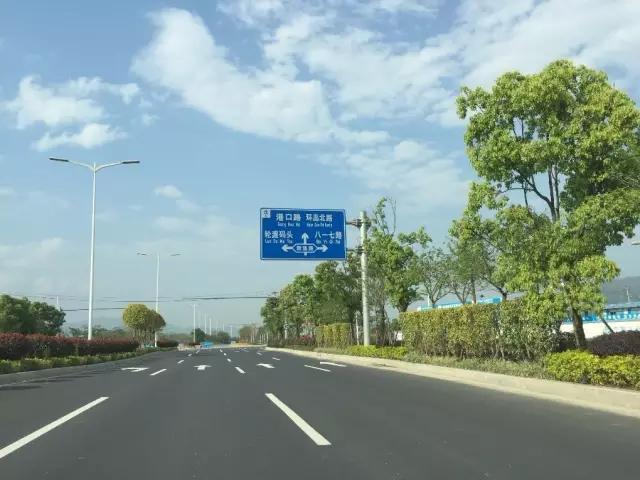 侃房哥 老姜推荐  琅岐环岛路全长25.