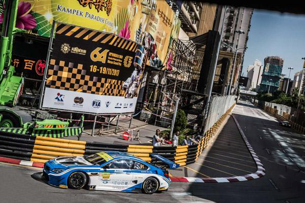 """金辉助力FIST Team AAI获GT世界杯""""最佳私人车队"""""""