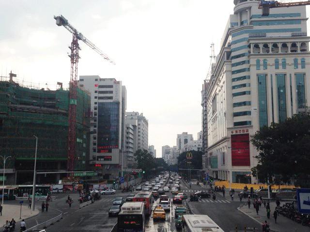 """地铁开通南街改造 跟小编一起看东街口""""东山再起"""""""