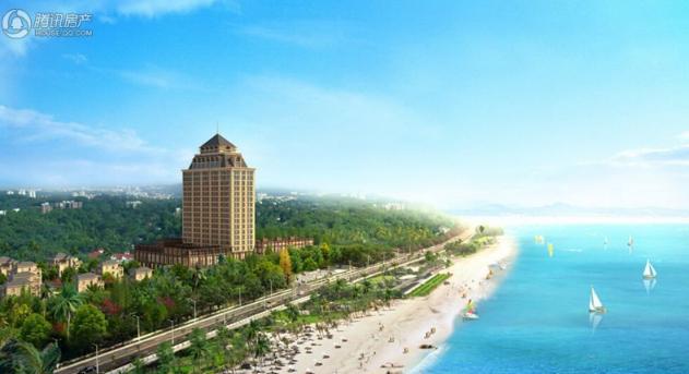 旺达滨海国际精装海景公寓 起价11000元/㎡