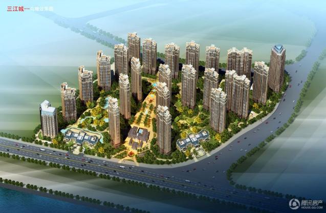 禹洲天悦湾93-119平在售 存1万最高抵5.5万