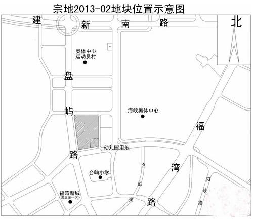 正祥集团2.21亿竞得海峡奥体中心24#地块