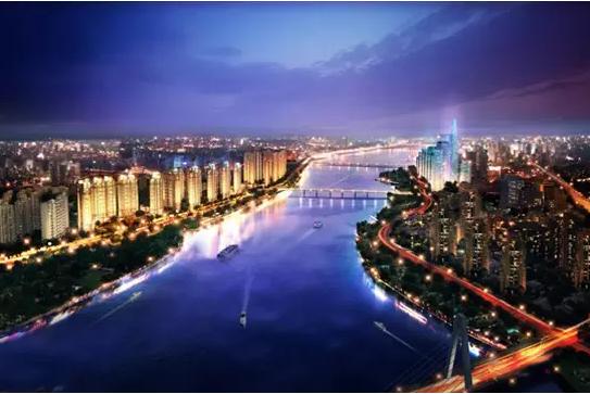 坐拥一线滨江豪宅 开启城里土豪们生活向往