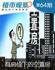 楼市观察第64期:揭福州高房价下的空置迷局
