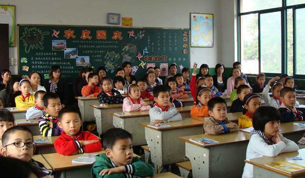 外来工子女可申请学位 福州145所小学设报名点