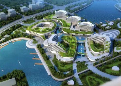 福州启动滨海新城建设 这些房子趁早买