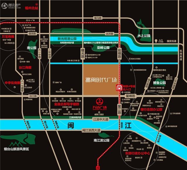 老福州花鸟市场大变身!智慧城市综合体长啥样?