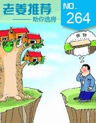 第264期:减轻房贷负担 低总价楼盘4888元/�O起