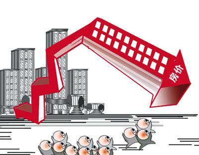 京津冀三地楼市同步降温 二手住宅降温明显
