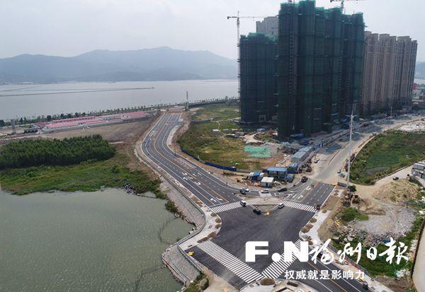 三江口向东 新城正崛起