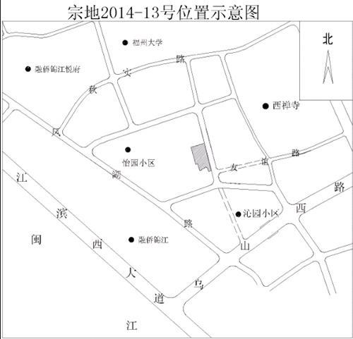 万科旗下公司9.5亿竞得福州三江口120亩地