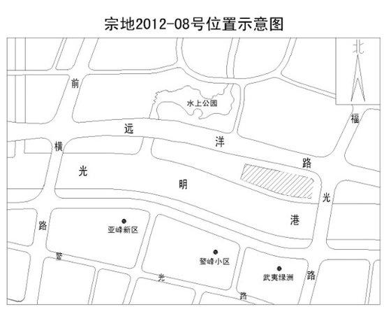 三明梅园酒店管理有限公司2.57亿元竞得一地块
