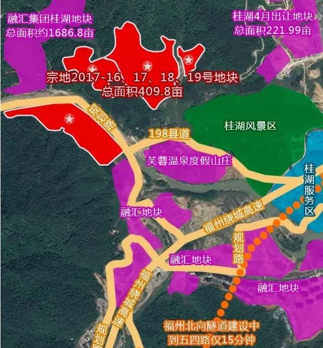 桂湖409.8亩住宅用地将入市 区域未来竞争格局激烈