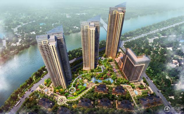 融林星海湾推37-52平单身公寓 均价约22000元/㎡