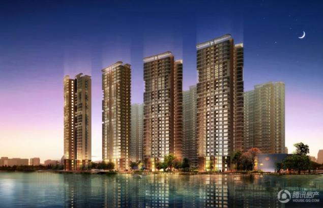 琴亭湖畔二期仅剩顶楼复式在售 主推210-310平