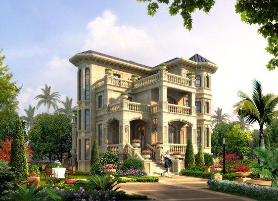 仅25栋别墅价值,因稀有更具别墅.威海旅社海景路环海图片