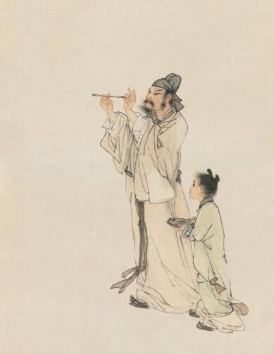 授课内容:习《笠翁对韵》,知华夏礼-古今对韵 礼传世家