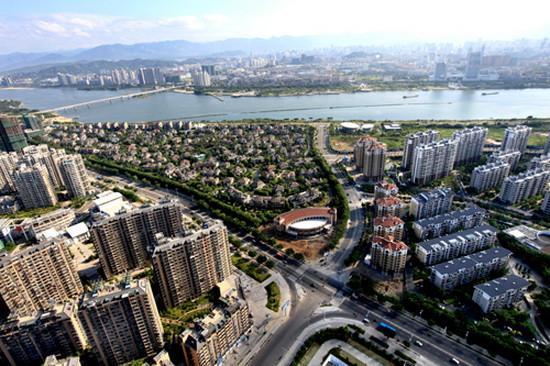 榕4个教导项目518签约 融侨双语黉舍落户滨海新城