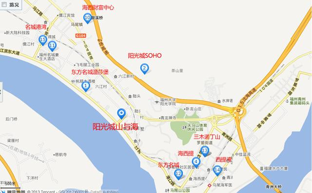 周末实探东江滨半山豪宅 阳光城山与海看房记