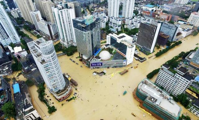 """福州将建""""五湖二池三园""""这些地方再也不怕淹了"""