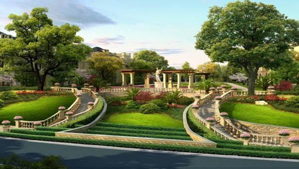 """房子依畔公园旁 做理想生活的""""有园人"""""""