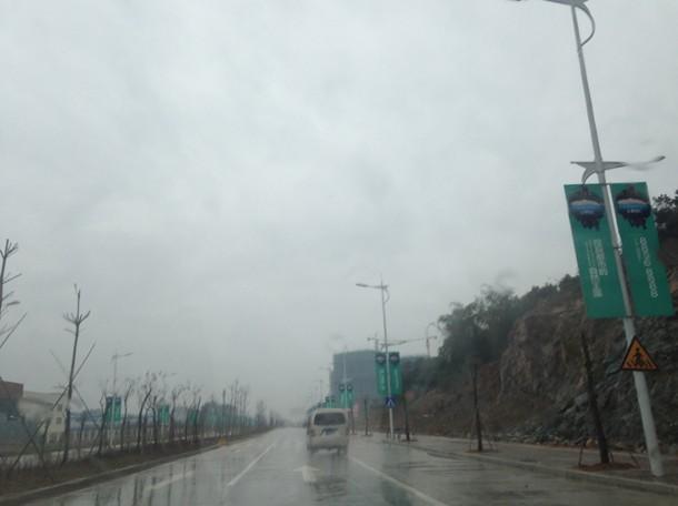 闽侯看房记第一站:凤翔湖滨世纪
