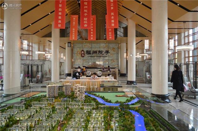 看房日记:福州独树一帜的新中式楼盘