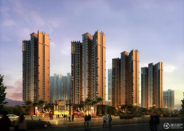 香开新城仅余23#楼复式220㎡ 均价25000元/㎡