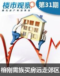 楼市观察第31期:高房价让人望而却步 榕刚需族买房远走郊区