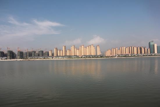 福州滨海新城规划 年内完成