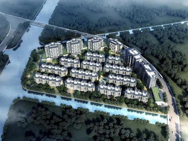 雅居乐山海郡36套住宅取得预售 均价1.05-1.3万/平