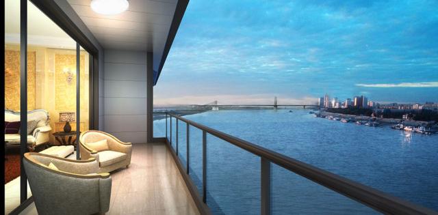 因水而兴得水而美 盘点让人瞩目的江滨豪宅之作