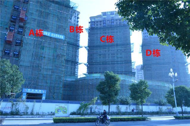 梅岭观海写字楼63-535㎡在售 住宅2月份开盘